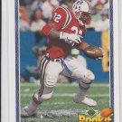 Leonard Russell Rookie Force RC Trazding Card 1992 Upper Deck #622 Patriots *BOB