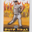 Josh Beckett Pure Heat Die Cut 2010 Upper Deck #PH7 Red Sox