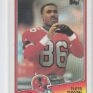 Floyd Dixon Rookie Card 1988 Topps #386 Falcons NMT