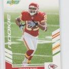 Dwayne Bowe Rookie Card 2007 Score #336 Chiefs
