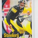 Ben Roethlisberger Football Trading Card 2010 Topps #280 Steelers