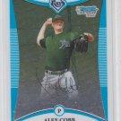 Alex Cobb 1st Prospect Card 2008 Bowman Chrome #BCP44 Rays