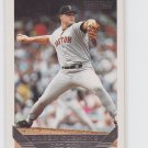 Roger Clemens Gold Parallel 1993 Topps #4 Red Sox