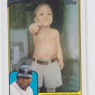 David Ortiz When They Were Young 2010 Topps #WTWYDO Red Sox