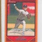 Jonathan Papelbon Orange SP 2007 Bowman #6 Red Sox 131/250