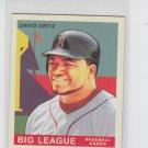 David Ortiz MIni SP 2007 Upper Deck Goudey #235 Red Sox