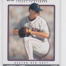 Jonathan Papelbon Perforated 2008 Topps Ticket to Stardom #130 Red Sox