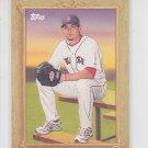 Josh Beckett Turkey Red Insert 2010 Topps #TR5 Red Sox