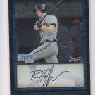 Robert Hefflinger 1st Card  2009 Bowman Chrome Draft Picks #BDPP48 Braves