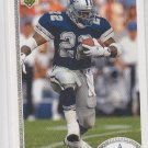 Emmit Smith Football Trading Card 1991 Upper Deck #172 Cowboys