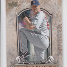 Jonathan Papelbon Gold SP 2008 UD Piece History #18 Red Sox 36/75