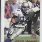 Chad Brown Season Review Football Trading Card 998 Edge #167 Seahawks *BOB