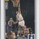 La Phonso Ellis SIlver Signature 1994-95 UD Collector's Choice #20 Nuggets