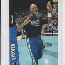 Terry Porter Basketball Card 1996-97 UD Collector's Choice #91 Trail Blazers