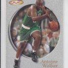 Antoine Walker Basketball Card 2000-01 Fleer Futures #65 Celtics