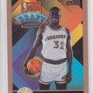 Tyrone Hill Rookie Card 1990-91 Skybox #358 Warriors
