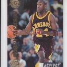 Bobby Jackson Rookie Card 1997 Press Pass Double Threat RC #23 Denver