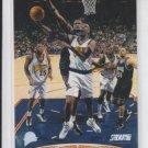 Antawn Jamison Basketball Card 1999-00 Topps Stadium Club #4 Warriors