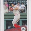 Sebastian Valle 2011 Topps Pro Debut #158 Phillies