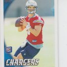 Jonathan Crompton Rookie Card 2010 Topps #297 Chargers