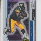 Jerome Bettis Football Trading Card 1999 UD Ionix #46 Steelers *BOB