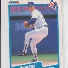 Nolan Ryan Baseball Trading Card 1990 Fleer #313 Rangers *ED