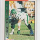 Mike Haight Rookie Card 1991 Pacific #379 Jets *ED