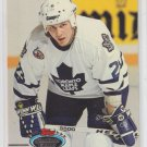 Todd Gill Hockey Trading Card 1993-94 Topps Stadium Club #62 Maple Leafs