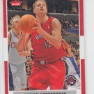 Rasho Nesterovic Basketball Trading Card 2007-08 Fleer #19 Raptors