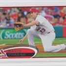 David Freese Baseball Trading Card 2012 Topps #273 Cardinals