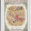 Shang Dynasty Civilizations of Ages Past 2013 Topps Allen & Ginter #CAP-SD