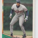 Doc Gooden Gold Parallel 1994 Topps Series 1 #150 Mets