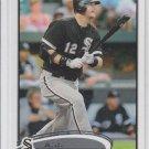 A.J. Pierzynski  2012 Topps Series 1 #116 White Sox Red Sox