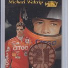 Michael Waltrip Bronze Parallel 1997 Pinnacle Mint Collection #13 Citgo NMT *ED