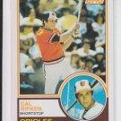 Cal Ripken Jr. 60 Years of Topps Insert 1983 2011 Topps #60YOT-91 Orioles