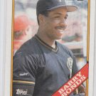 Barry Bonds 2nd Year Baseball Trading Card 1988 Topps #450 Pirates Giants