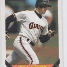 Will Clark Baseball Trading Card 1993 Topps #10 Giants QTY