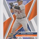 Miguel Cabrera Baseball Trading Card 2008 Upper Deck X #40 Tigers QTY