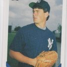 Sterling HItchcock Rookie Card 1993 Topps Series 2 #530 Yankees