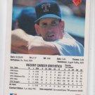 Dan Smith Rookie Card 1993 Donruss #374 Rangers