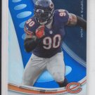 Julius Peppers Blue Sapphire Parallel 2013 Topps Platinum #35 Bears