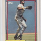 Barry Bonds Baseball Trading Card 1992 Topps #380 Pirates Giants *ED