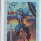 Captain America Limited Edition Foil 1994 Marvel Masterpieces #1 *ED
