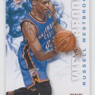 Russell Westbrook Basketball Card 2012-13 Panini Contenders #31 Thunder