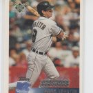 Mark Loretta Coming Attractions 1996 Topps #340 Brewers