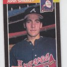 John Smoltz Rookie Card 1989 Donruss #642 Braves