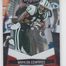 Braylon Edwards Platinum Red Parallel 2010 Panini Certified #102 Jets 880/999