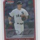 Paul Konerko Baseball Trading Card 2008 Bowman Chrome #127 White Sox