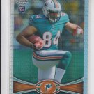 Michael Egnew Prism Refractor RC 2012 Topps Chrome #2 009/216