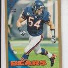 Brian Urlacher Gold 2010 Topps #177 Bears #'D 1194/2010